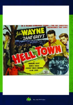 Hell Town (DVD)