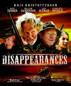 Disappearances (Blu-ray Disc)
