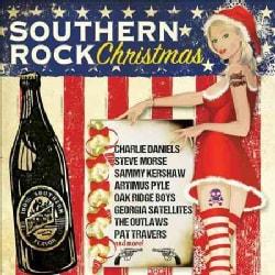 Various - Southern Rock Christmas