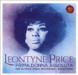 Leontyne Price - Leontyne Price: Prima Donna Assoluta- Her Ultimate Opera Recordings