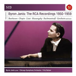 Various - The RCA Recordings: 1950-1959