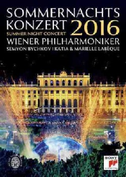 Sommernachtskonzert 2016/Summer Night Concert 2016 (DVD)