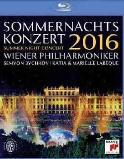 Sommernachtskonzert 2016/Summer Night Concert 2016 (Blu-ray Disc)