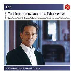 Pyotr Il'yich Tchaikovsky - Temirkanov Conducts Tchaikovsky
