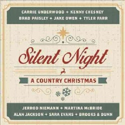 Various - Silent Night: A Country Christmas