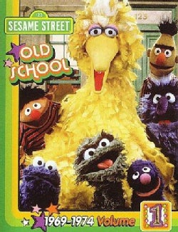 Sesame Street: Old School (DVD)