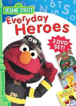 Sesame Street: Everyday Heroes (DVD)