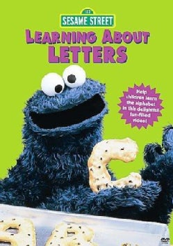 Sesame Street: 1-2-3 Count With Me/Learning About Letters (DVD)