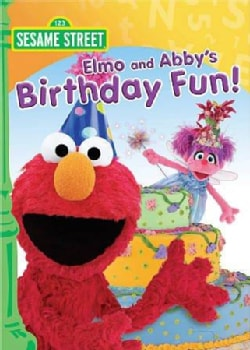 Elmo and Abby's Birthday Fun! (DVD)