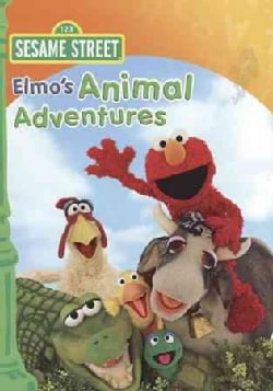 Elmo's Animal Adventures (DVD)