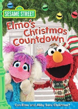 Elmo's Christmas Countdown (DVD)