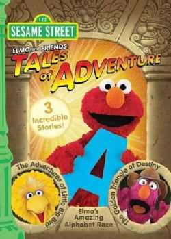 Elmo & Friends: Tales of Adventure (DVD)