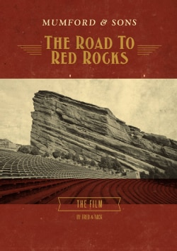 The Road To Red Rocks (DVD)