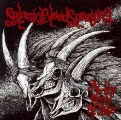 Satanic Bloodspraying - At The Mercy Of Satan