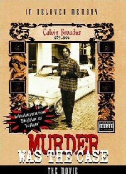 Murder Was the Case: The Movie (DVD)