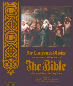 Sir Laurence Olivier - Te Bible a Dramatiic Performance