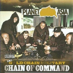 Planet Asia - Chain of Command