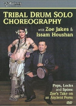 Bellydance Superstars: Tribal Drum Solo Choreography With Zoe & Isaam (DVD)