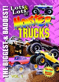 Lots and Lots of Monster Trucks
