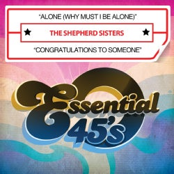 SHEPHERD SISTERS - SHEPHERD SISTERS / ALONE (WHY MUST I BE ALONE) / C