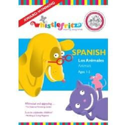 Whistlefritz: Los Animales (DVD)