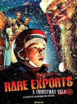 Rare Exports: A Christmas Tale (DVD)