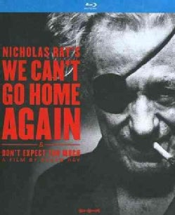 We Can't Go Home Again/Don't Expect Too Much (Blu-ray Disc)