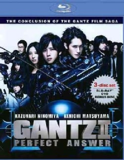 Gantz II: Perfect Answer (Blu-ray/DVD)