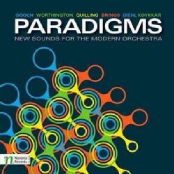 Moravian Philharmonic Orchestra - Paradigms: New Sounds for the Modern Orchestra