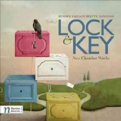 Moravian Philharmonic Orchestra - Lock & Key: New Chamber Works