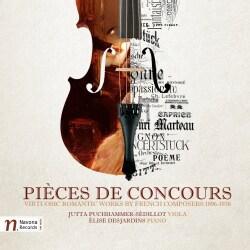 Jutta Puchhammer-Sedillot - Pieces De Concours