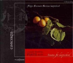 Filippo Emanuele Ravizza - Platti: Sonatas for Harpsichord Vol 4