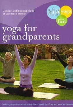 Yoga for Grandparents: Fun Gentle Practices (DVD) - Thumbnail 0