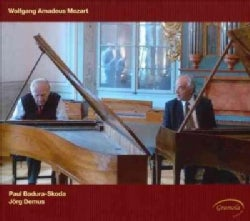 Jorg Demus - Mozart: Works for 1 and 2 Pianos