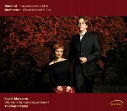 Ingrid Marsoner - Hummel: Piano Concertos
