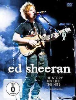 Ed Sheeran: The Story, His Life, the Hits (DVD)