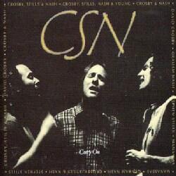 Stills & Nash Crosby - Carry on