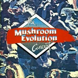 MUSHROOM EVOLUTION CONCERT - MUSHROOM EVOLUTION CONCERT