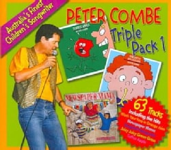 Peter Combe - Peter Combe's Triple Pack