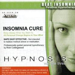Rick Dr. Collingwood - Hypnosis V3: Beat Insomnia