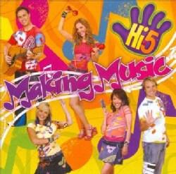 Hi-5 - Making Music