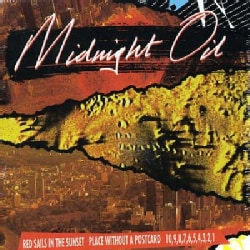 Midnight Oil - Red Sails/Place Without/10, 9, 8, 7
