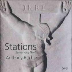 "ChristChurch Symphony Orchestra - Ritchie: Symphony No. 4 ""Stations"""