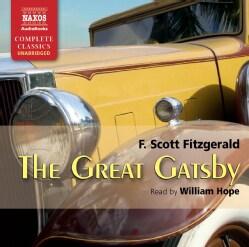 F. SCOTT FITZGERALD - GREAT GATSBY