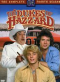 The Dukes of Hazzard: The Complete Fourth Season (DVD)