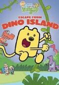 Wow Wow Wubbzy: Escape From Dino Island (DVD)