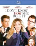 I Don't Know How She Does It (Blu-ray Disc)