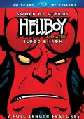 Hellboy Animated: Sword of Storms/Hellboy Animated: Blood & Iron (Blu-ray Disc)