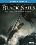 Black Sails: Season 2 (Blu-ray Disc)