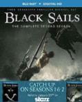 Black Sails: Seasons 1 & 2 (Blu-ray Disc)